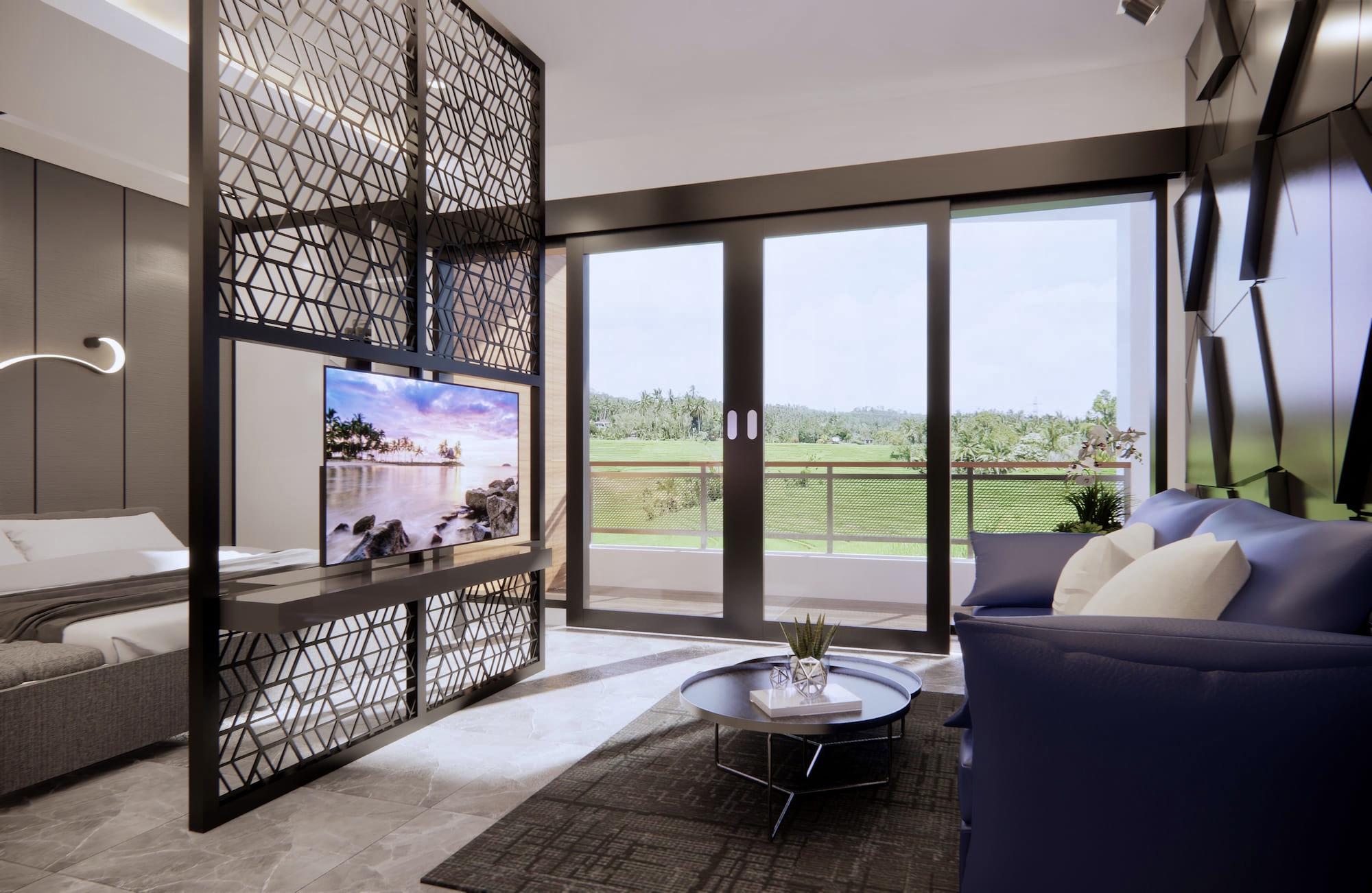 Фотогалерея Первый Smart комплекс апартаментов премиум класса на о. Бали