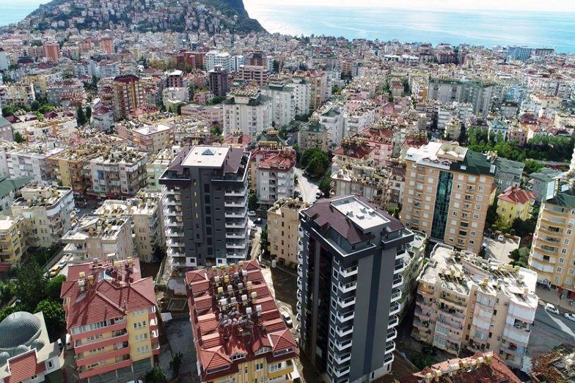цены на недвижимость Турция