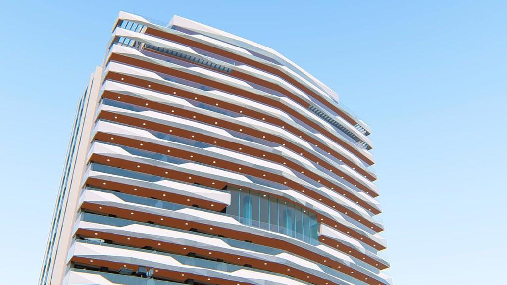 Фотогалерея Апартаменты в Бенидорм
