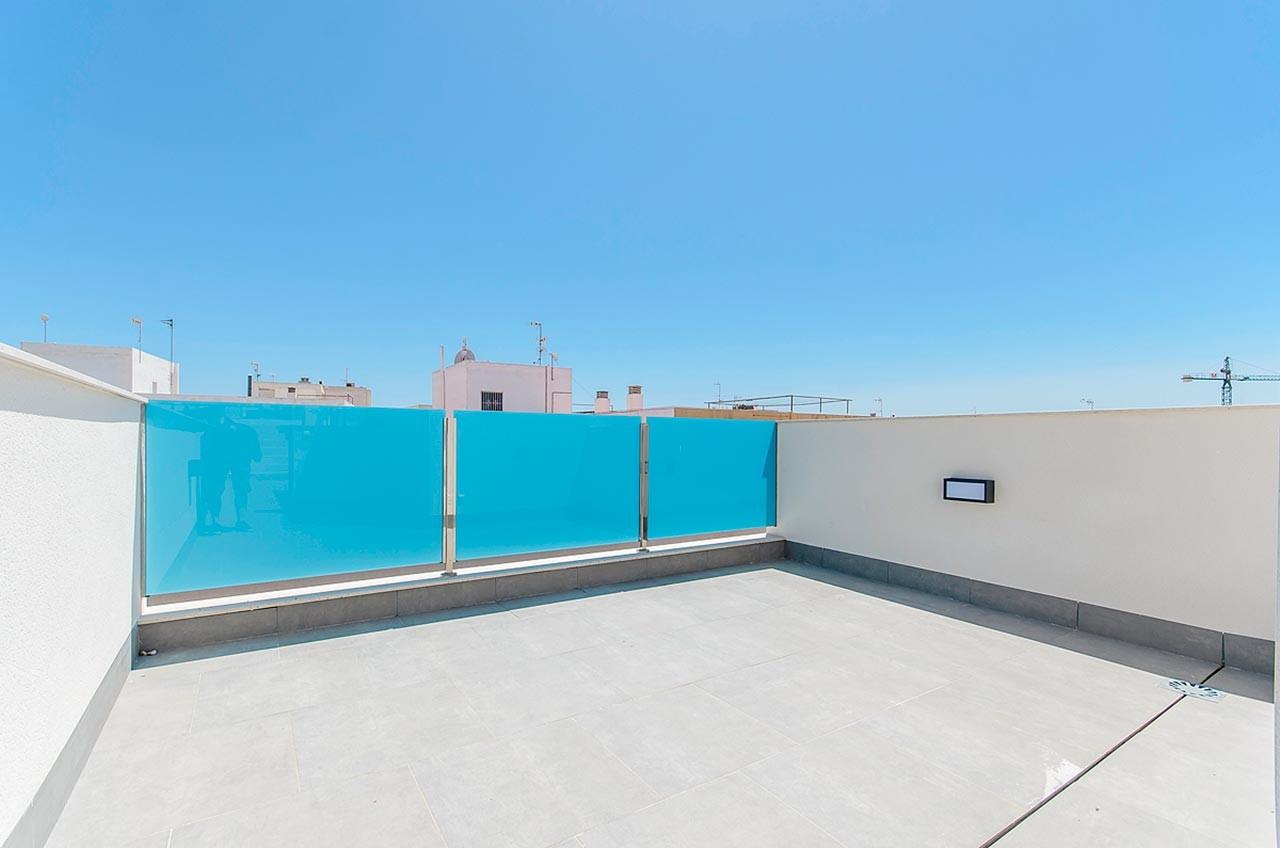 Фотогалерея Penthouse в Torrevieja