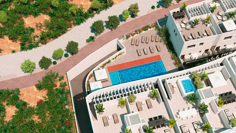 Фотогалерея Апартаменты в Гуардамар-дель-Сегура