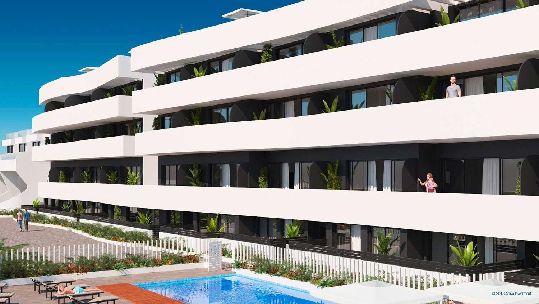 Фотогалерея Апартаменты в Guardamar del Segura
