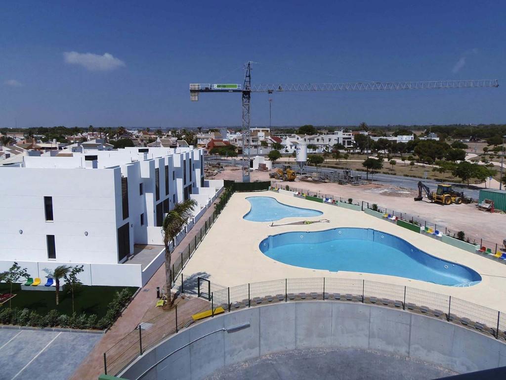 Апартаменты в La Torre