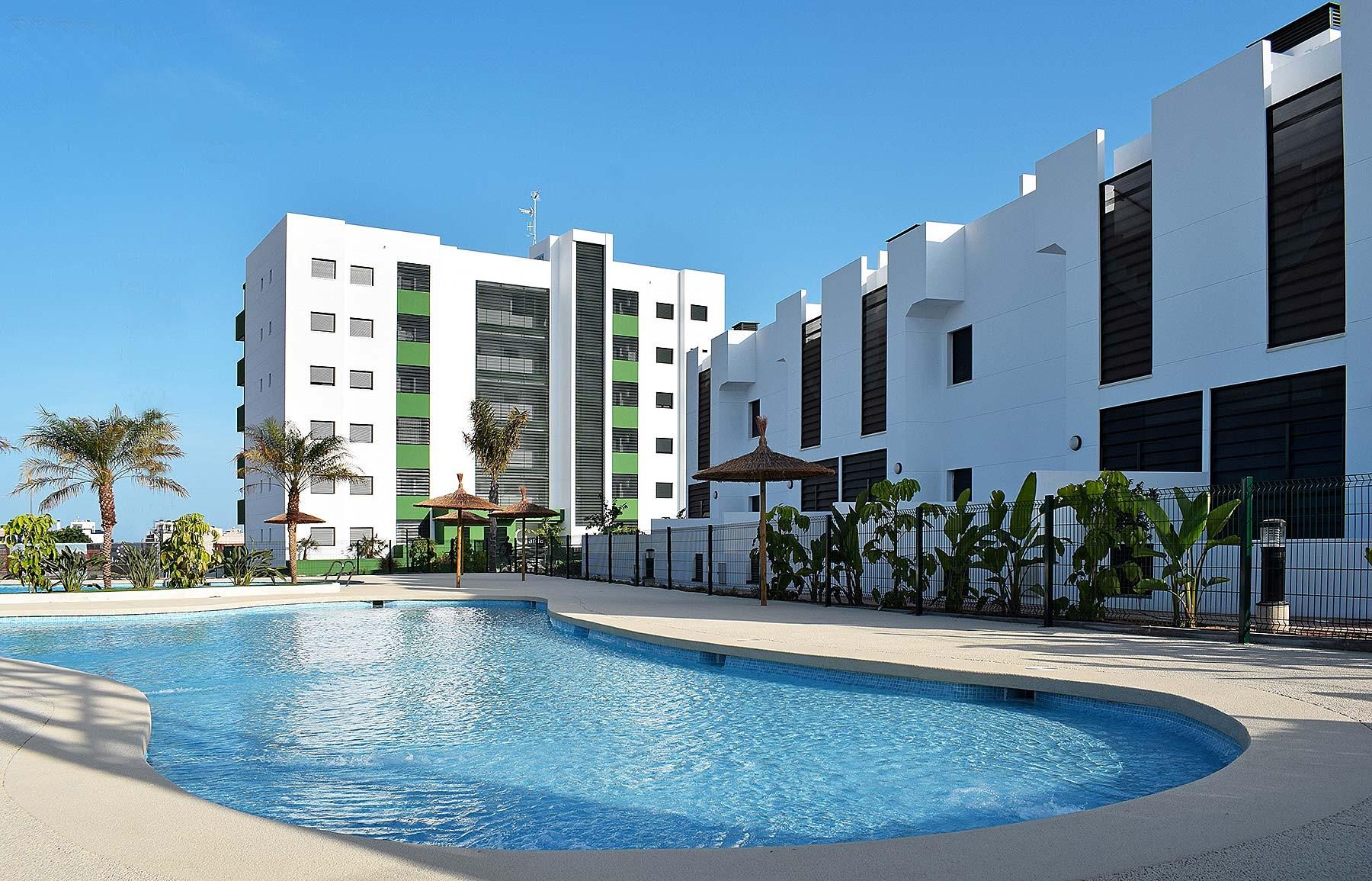 Апартаменты в Пилар-де-ла-Орадада