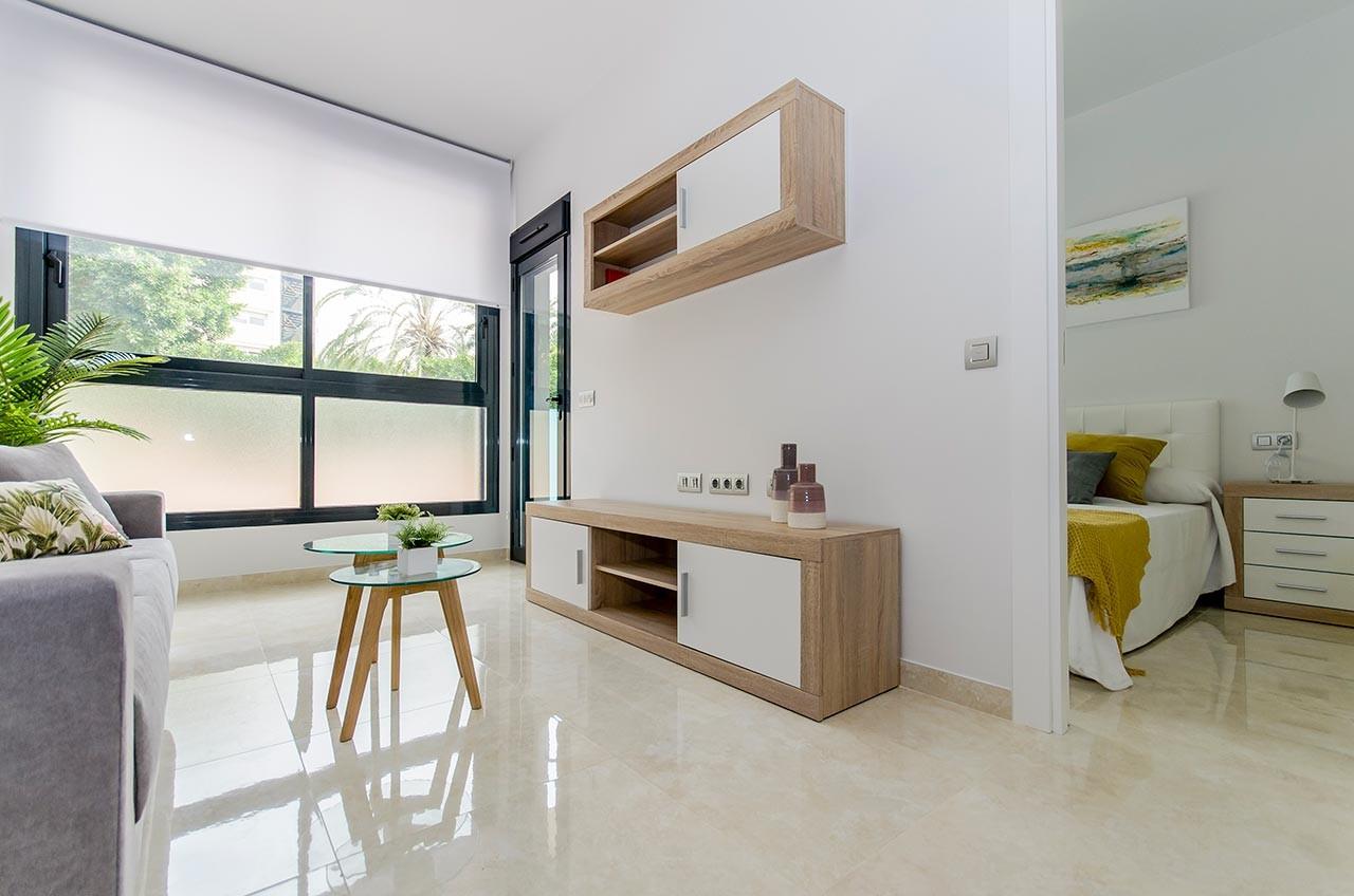 Апартаменты в Торревьеха, 1+1, 2+1, 3+1