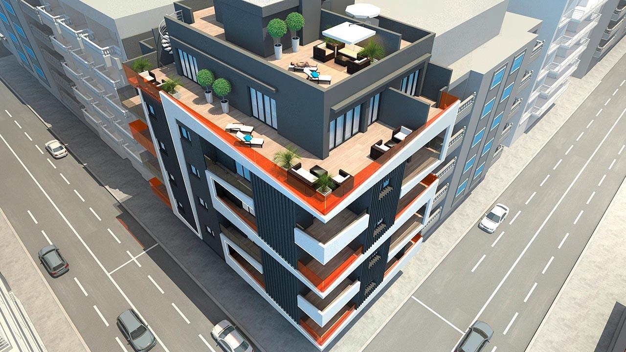 Апартаменты в Torrevieja