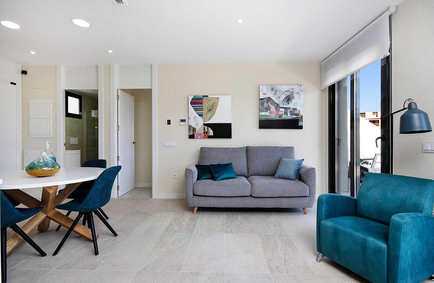 Фотогалерея Penthouse в Finestrat
