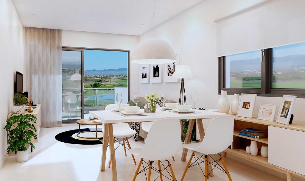 Фотогалерея Апартаменты в Alhama De Murcia