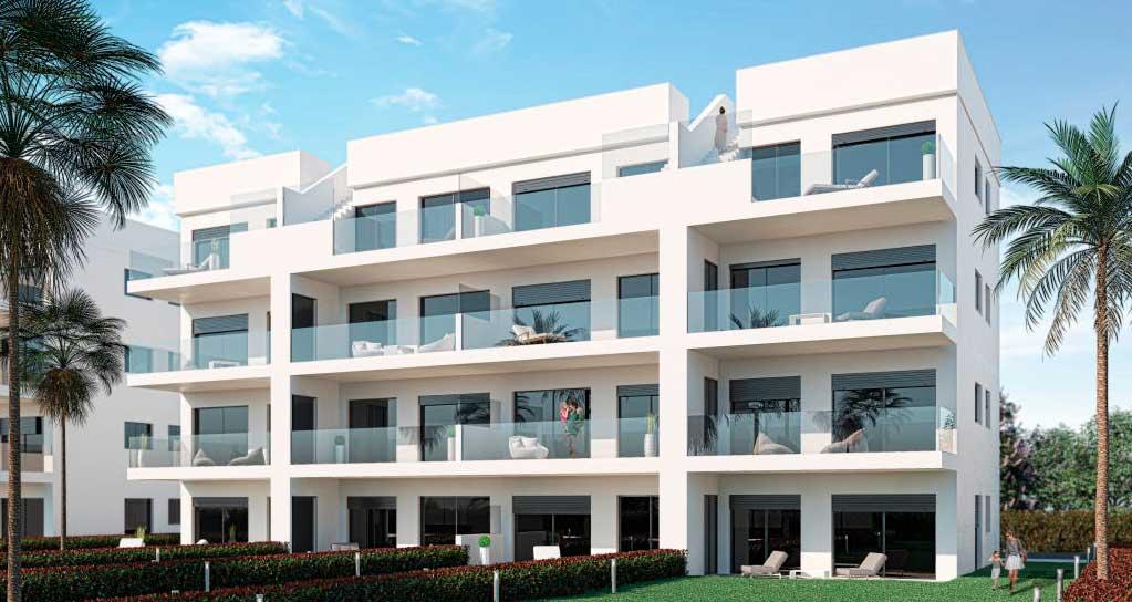 Апартаменты в Alhama De Murcia