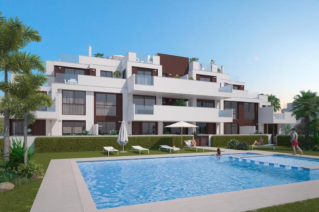 Апартаменты в Higuericas