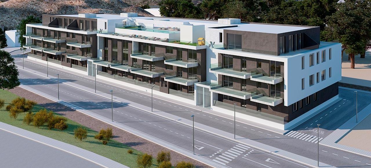 Апартаменты в Orihuela