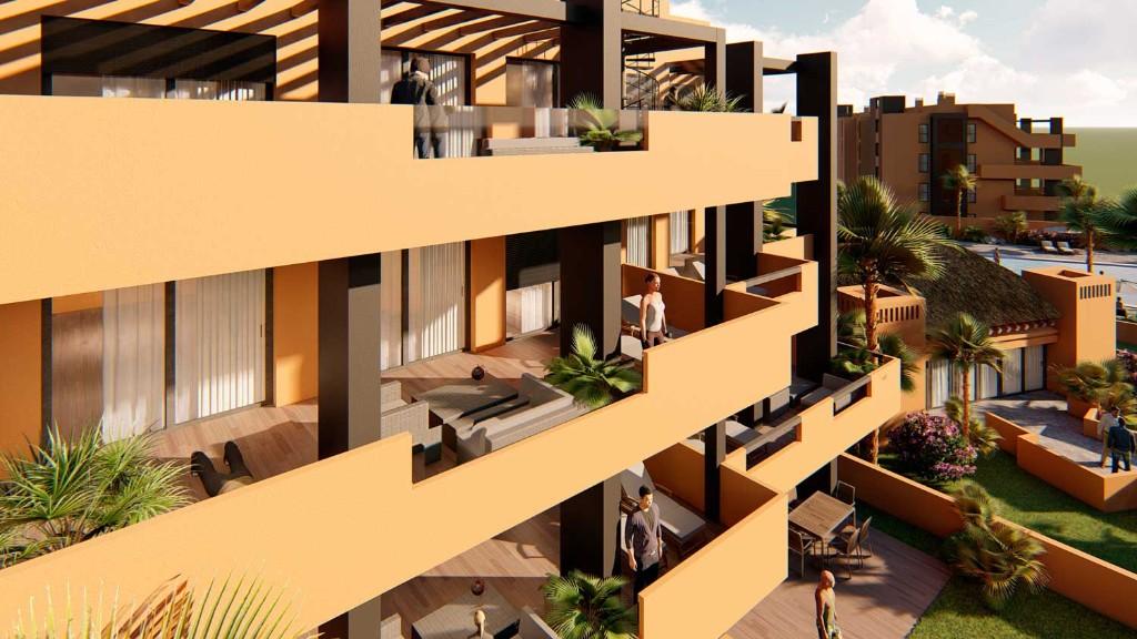 Фотогалерея Апартаменты в Villamartin