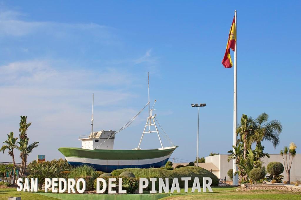 Фотогалерея Bungalow в San Pedro del Pinatar