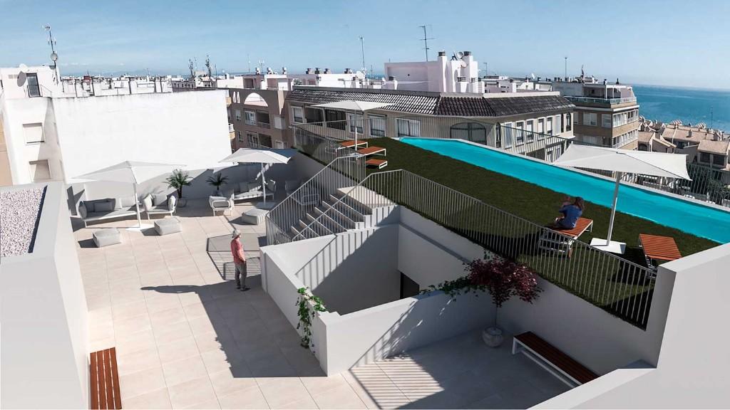Фотогалерея Апартаменты в Гуардамар-дель-Сегура, 2+1, 3+1