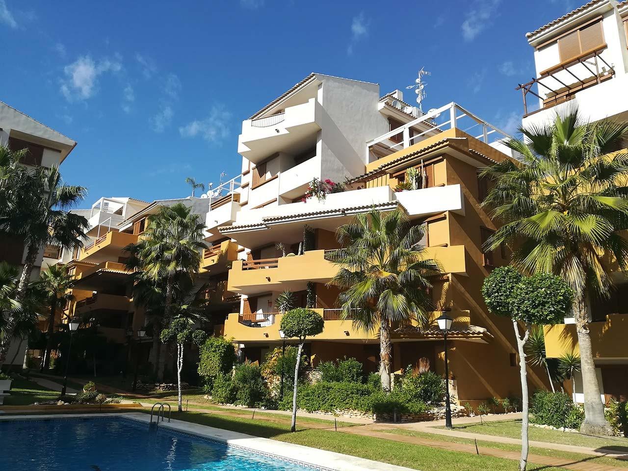 Фотогалерея Penthouse в Punta Prima