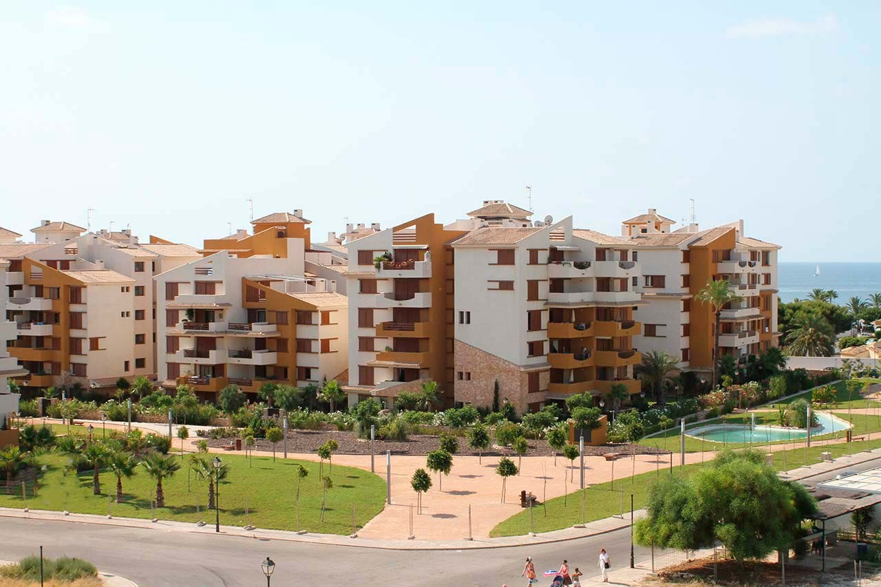 Апартаменты в Punta Prima