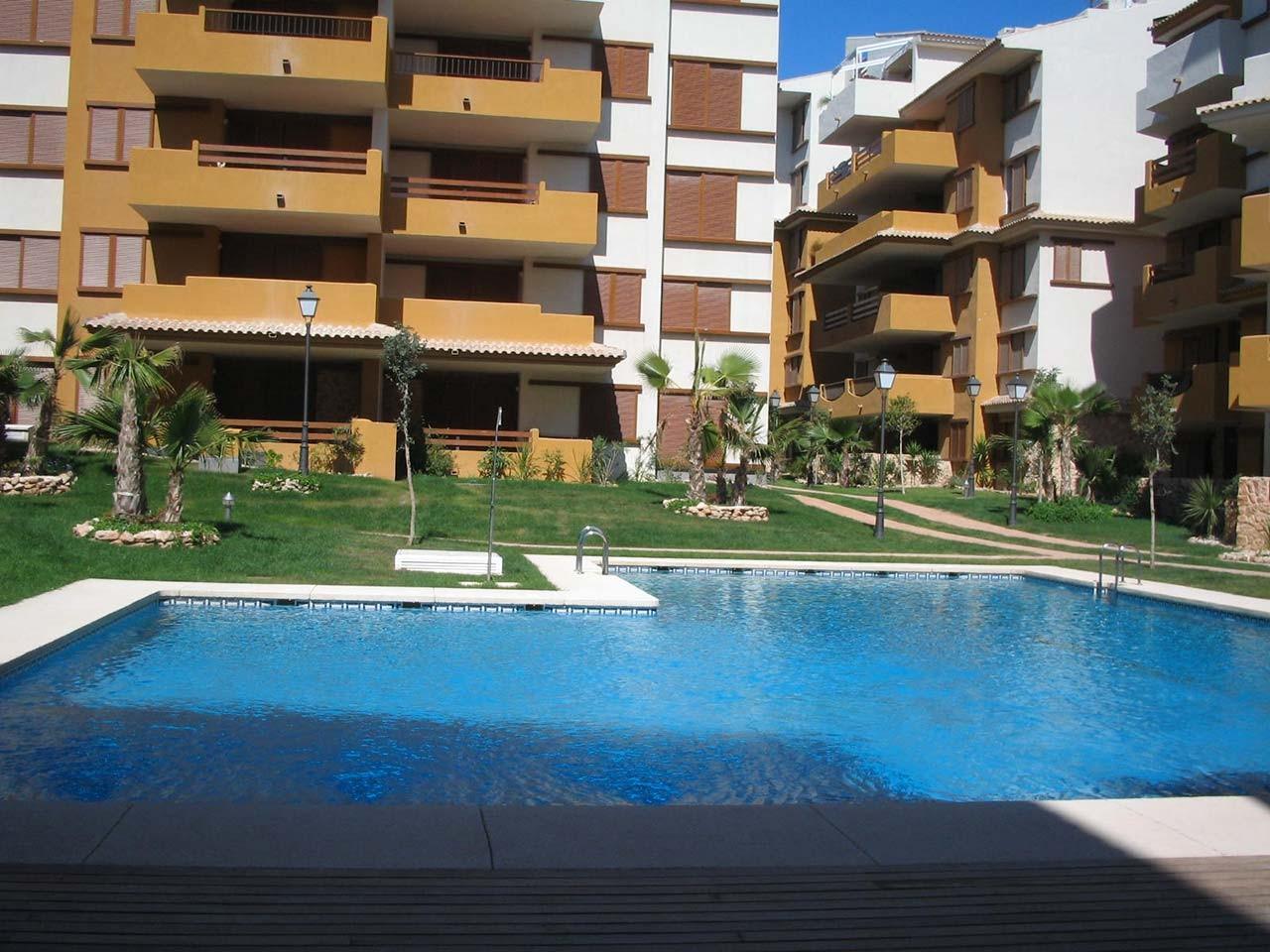 Фотогалерея Апартаменты в Punta Prima