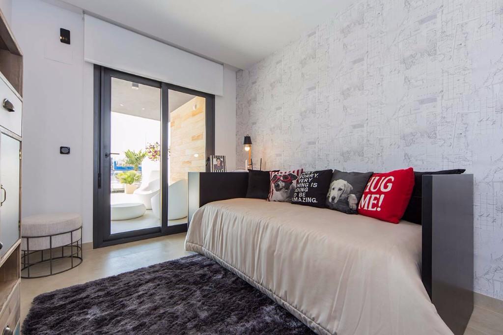 Фотогалерея Апартаменты в La Zenia