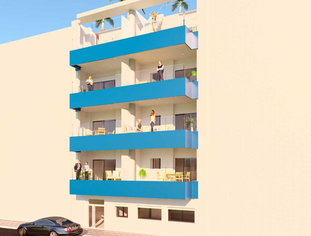 Фотогалерея Апартаменты в Торревьеха, 2+1, 3+1