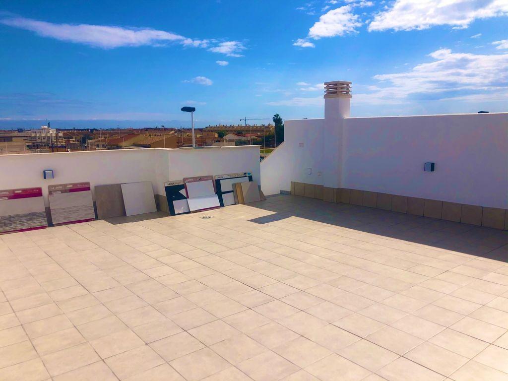 Фотогалерея Бунгало в Сан-Педро-дель-Пинатар, 2+1