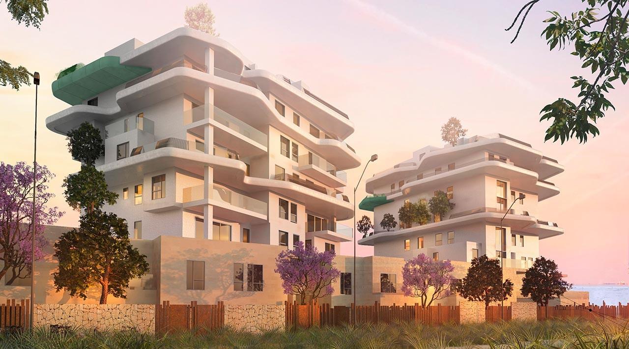 Апартаменты в Villajoyosa