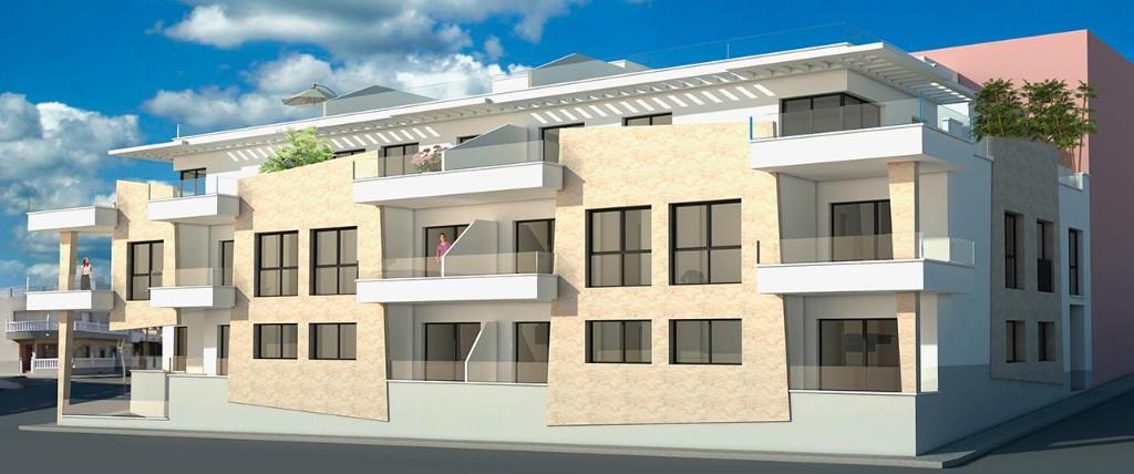 Апартаменты в Пилар-де-ла-Орадада, 3+1