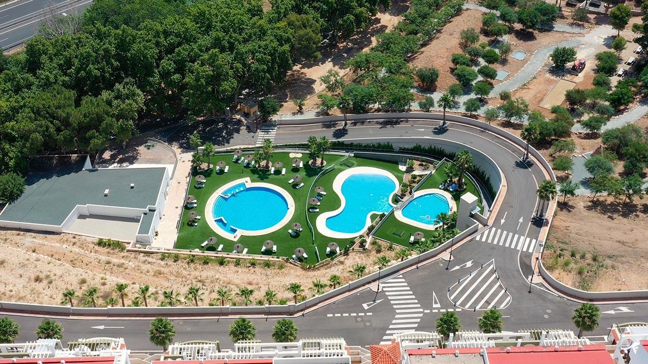 Апартаменты в Валенсия, 1+1