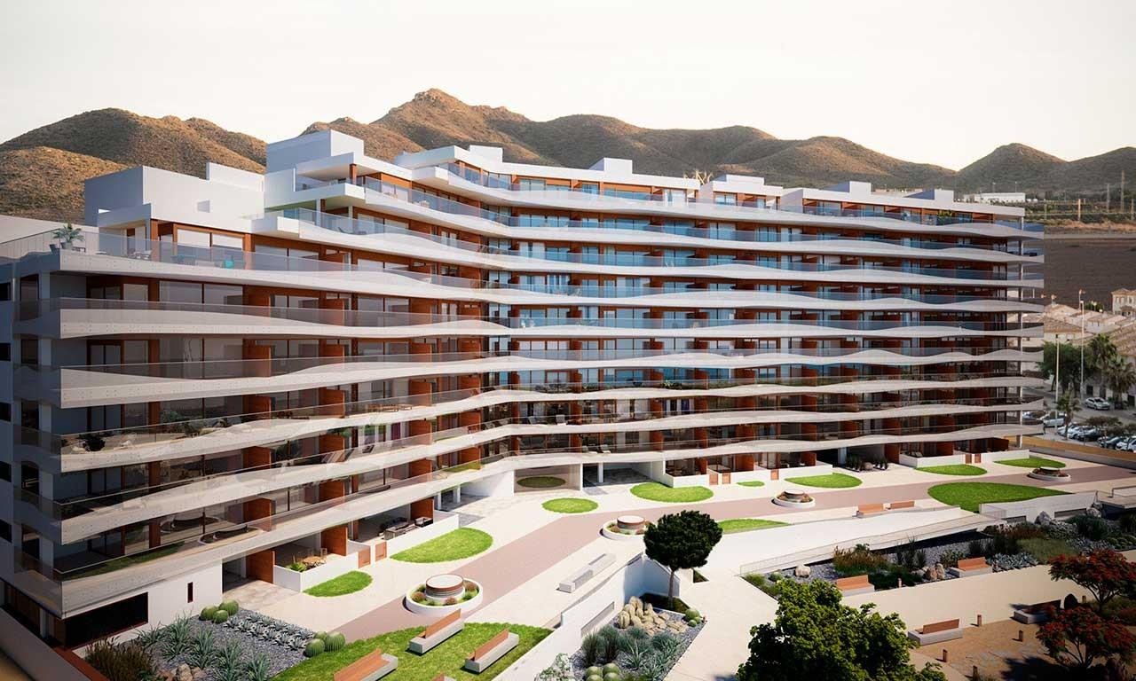 Фотогалерея Апартаменты в Ла-Манга-дель-Мар-Менор, 2+1