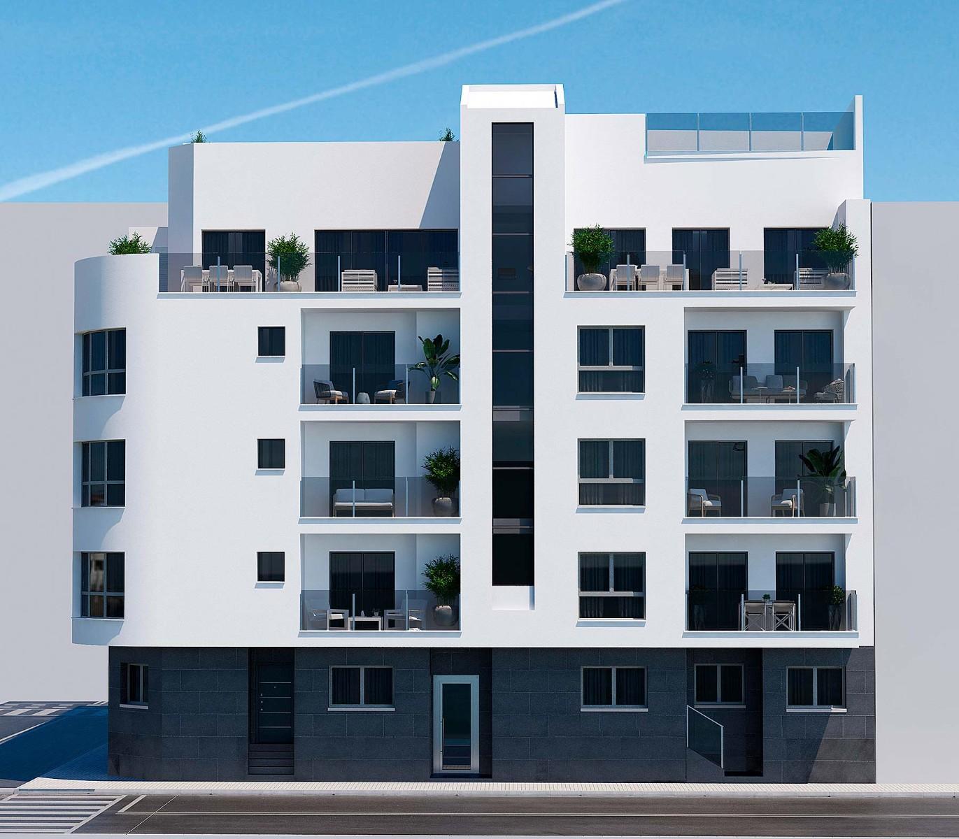 Апартаменты в Торревьеха